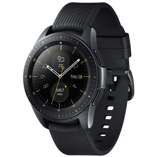 Смарт-часы Samsung Galaxy Watch 42mm Black_0