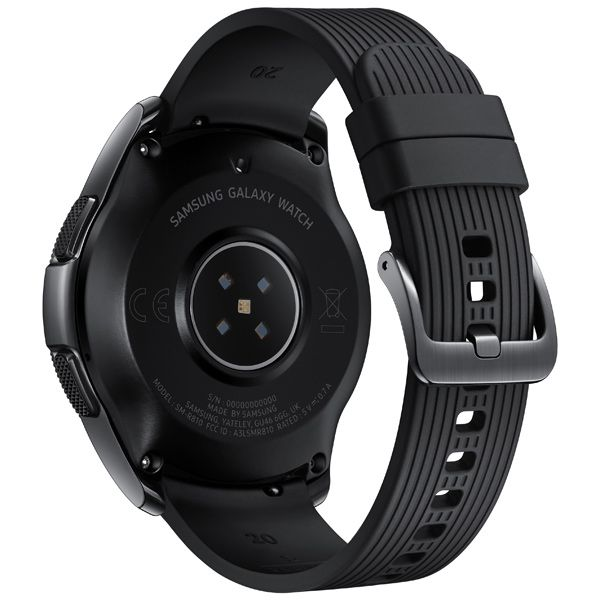Смарт-часы Samsung Galaxy Watch 42mm Black_1